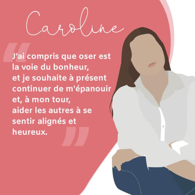 Caroline p